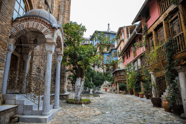 Holy Monastery Docheiariou, Mount Athos, Halkidiki