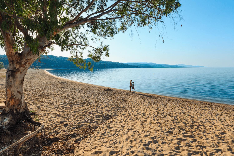 Kastri Beach, Nikiti, Halkidiki