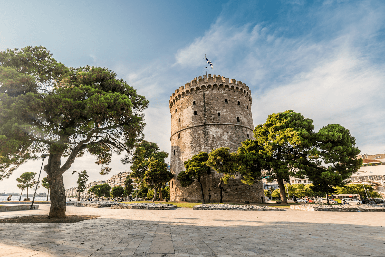 White Tower of Thessaloniki, Greece