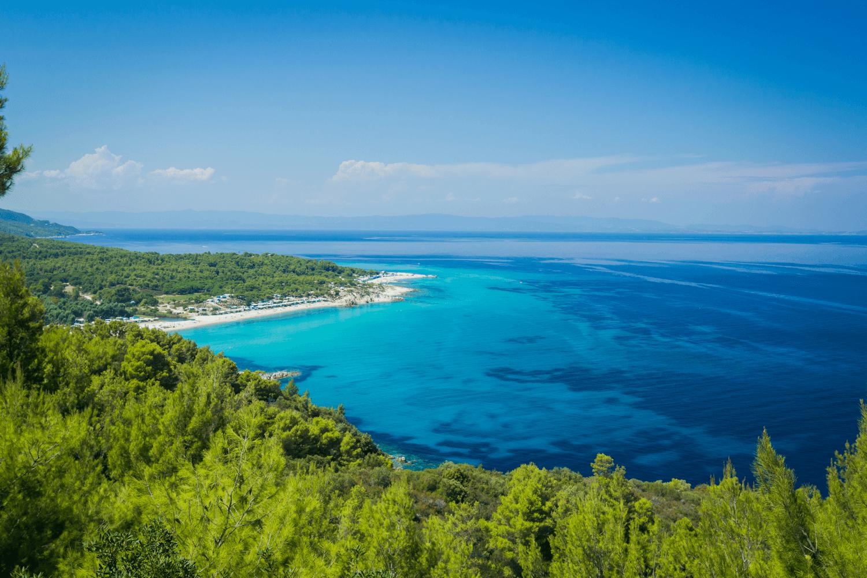 Beach Lagoon, Halkidiki