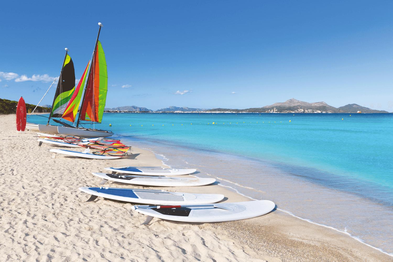 Mallorca water sports