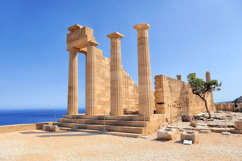 Ruins of Lindos