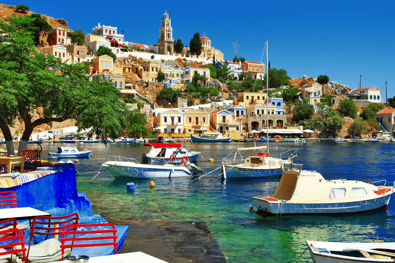 The island of Symi