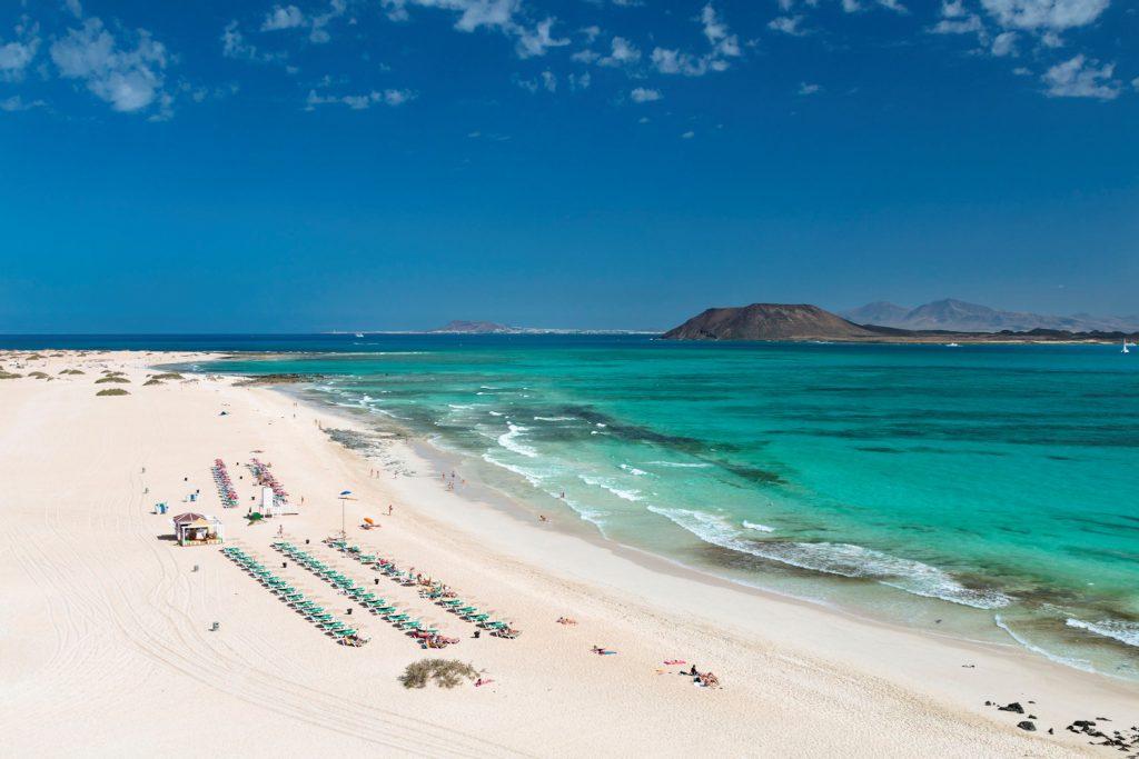 things ot do in fuertevntura, corralejo beach