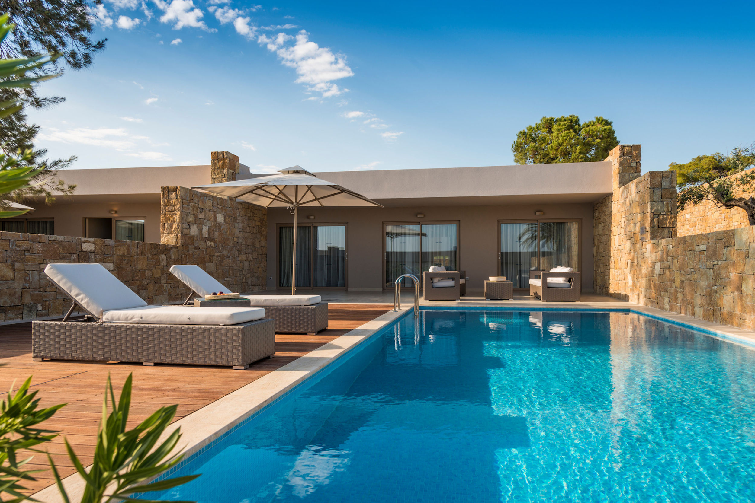 Ikos Olivia, Deluxe Two Bedroom Bungalow Suite, Private Pool