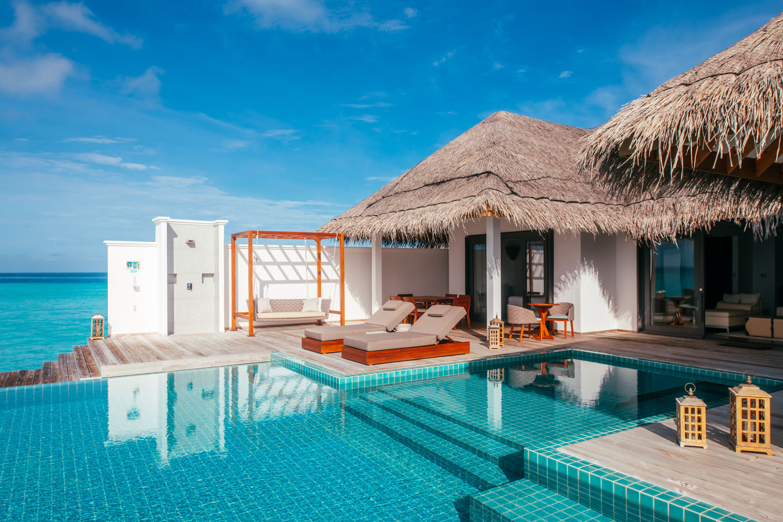 Finolhu Maldives Rockstar Private Villa