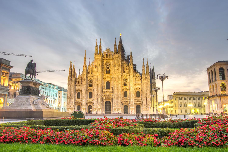 Doumo Cathedral, Milan