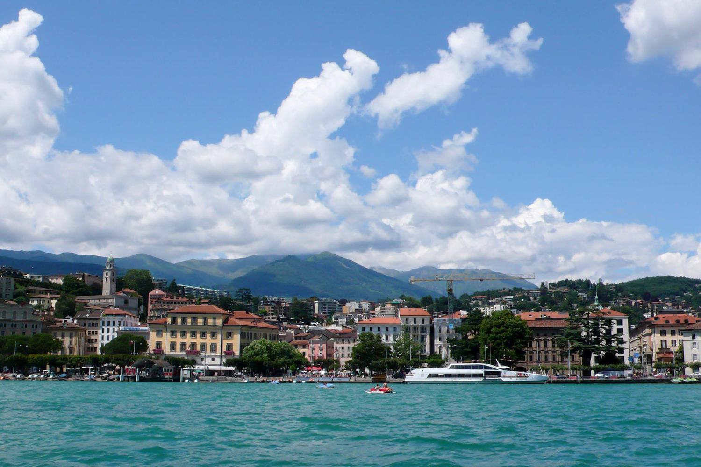 Lugano and Lake Maggiore