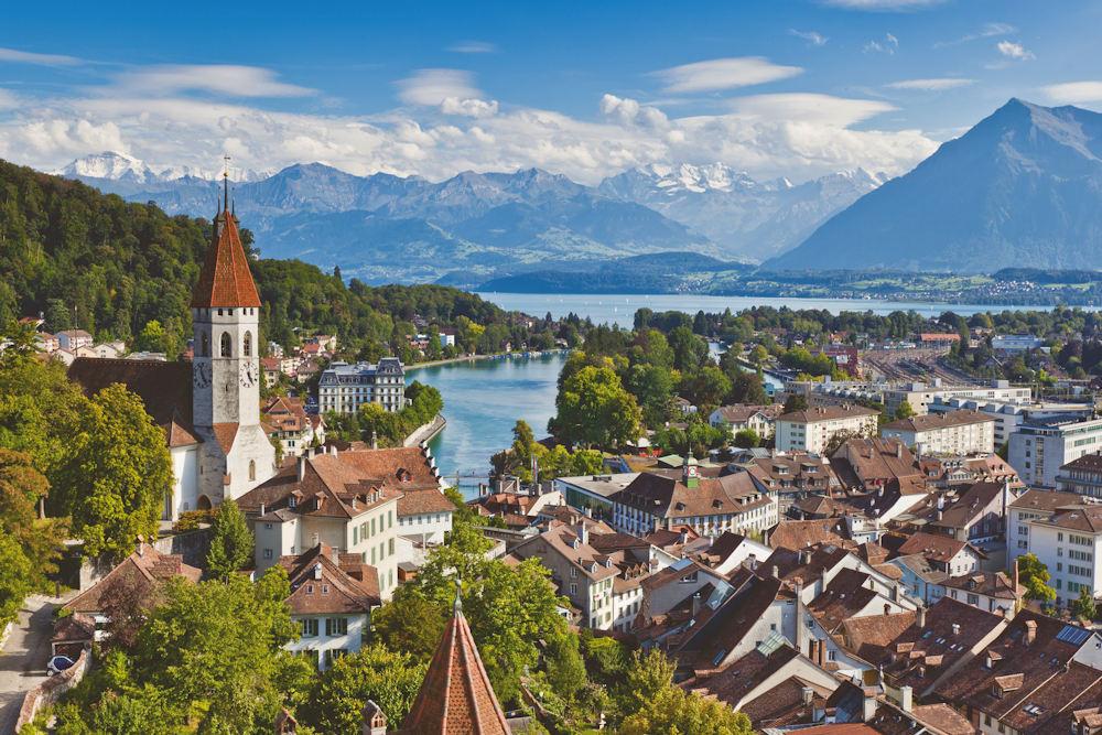 View of Interlaken