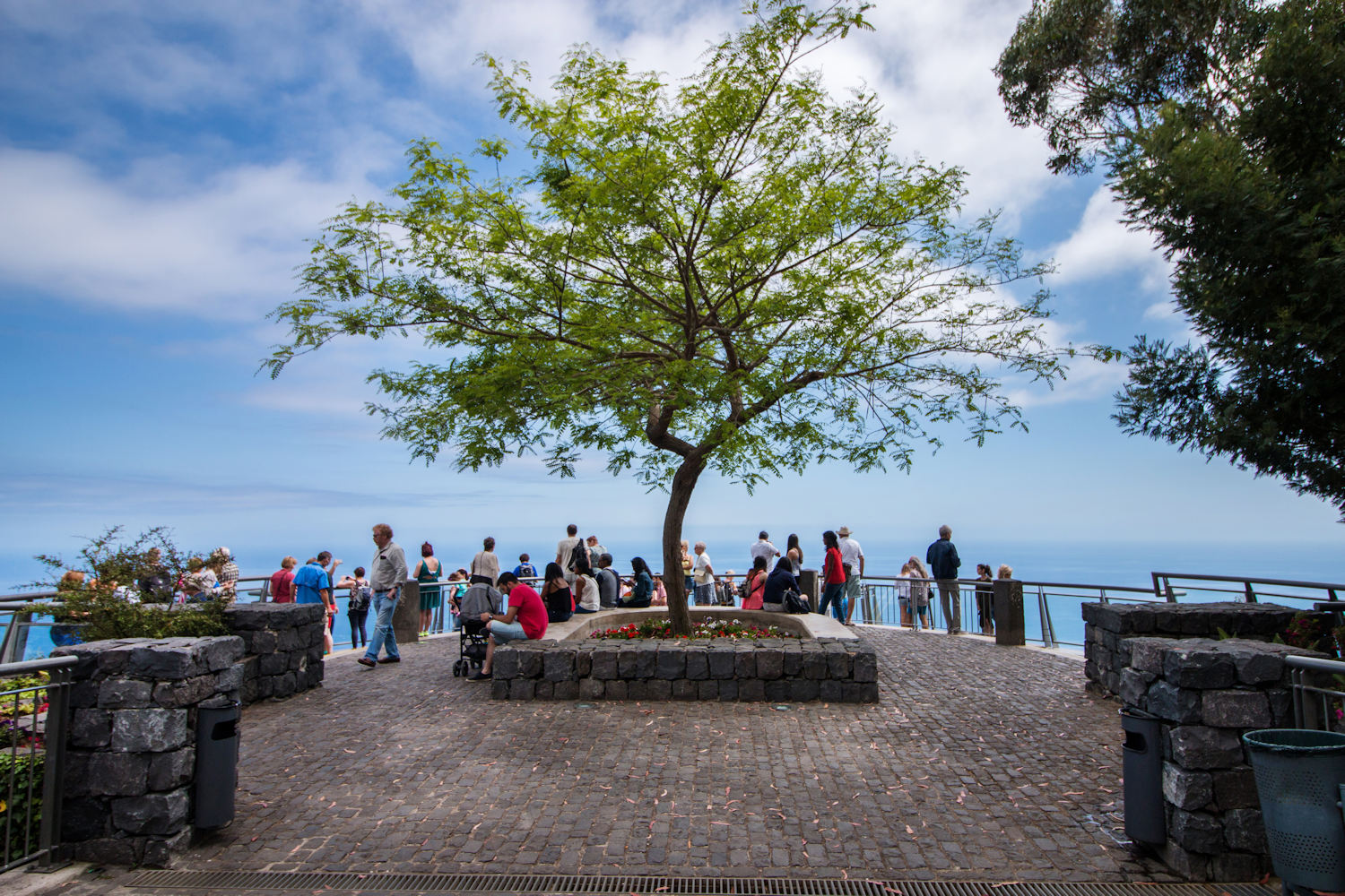 Cabo Girao view point